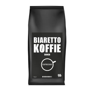 Koffie Biaretto Bonen Espresso 1000gr