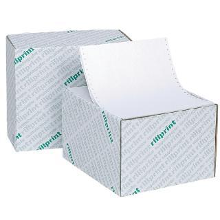 Computerpapier 240×12″ Blanco LP 60gr 2000vel
