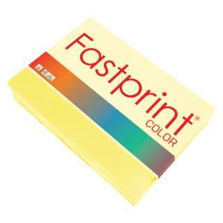Kopieerpapier Fastprint A3 80gr Zwavelgeel 500vel