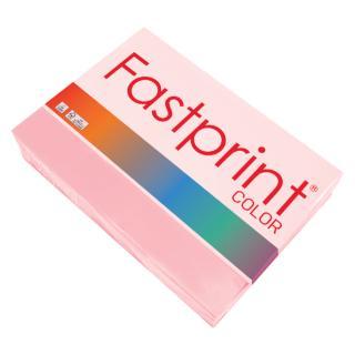 Kopieerpapier Fastprint A3 80gr Roze 500vel
