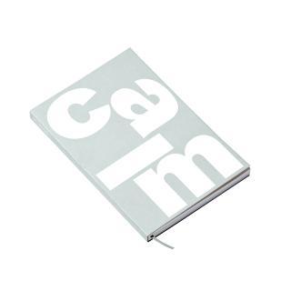 Notitieboek Octàgon CALM A5 135x200mm Dots Lichtblauw