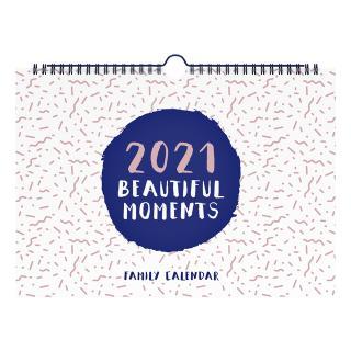 Familiekalender 2021 Pepper