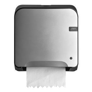 Dispenser Euro Quartz Handdoekrol Mini Matic Zilv