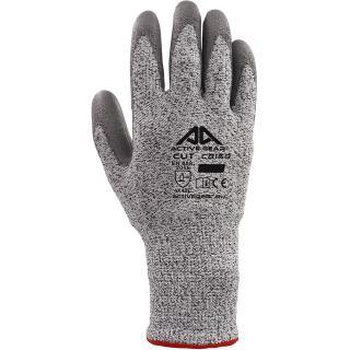 Handschoen ActiveGear Snijbestendig Grijs 7/S