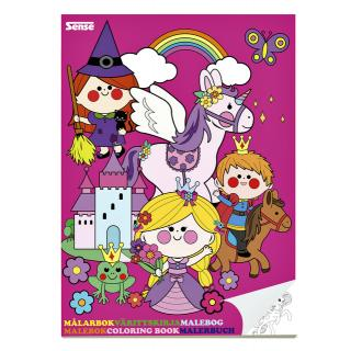 Kleurboek Haza Sense Prinses