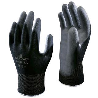Griphandschoen Showa B0500 Zwart Medium