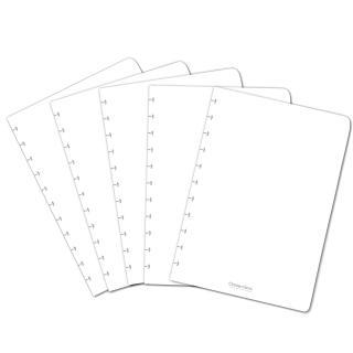 Uitbreidingsset Correctbook A4 Met 5 Bladen