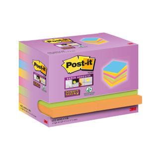 Memoblok 3M Post-it 622 47,6×47,6mm Color Notes
