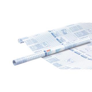 Kaftfolie Tesa 59037 Boekfolie 50cmx2m Transparant