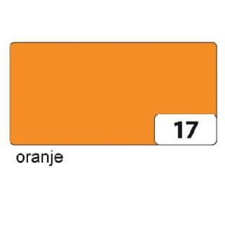 Fotokarton Folia 2zijdig 50x70cm 300gr Nr17 Oranje