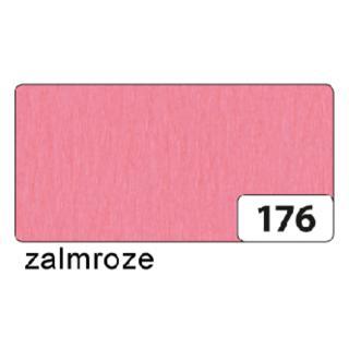 Crepepapier Folia 250x50cm Nr176 Zalmroze