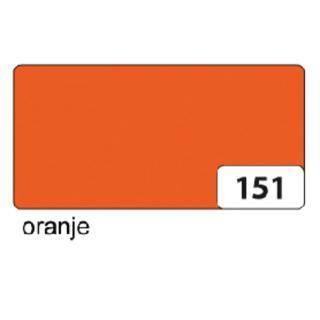 Etalagekarton Folia 48x68cm 380gr Nr151 Oranje