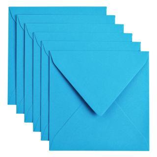 Envelop Papicolor 140x140mm Hemelsblauw