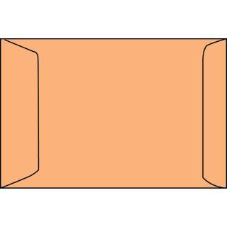 Envelop Clevermail Akte 160x240mm 90gr Bruin 25 Stuks