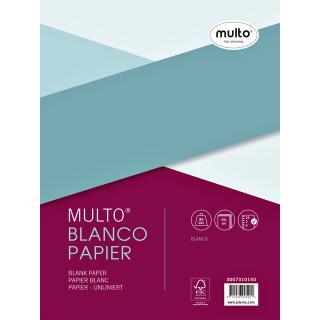 Interieur Multo A4 23-rings Blanco 50vel