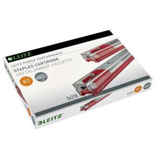 Nieten Leitz Cassette K12 26/12 Verzinkt 1050 Stuks