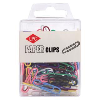 Paperclip LPC 28mm 100stuks Assorti