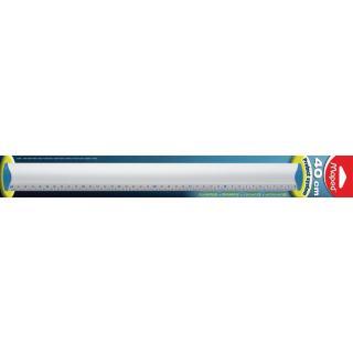 Liniaal Maped 120040 Aluminium 400mm