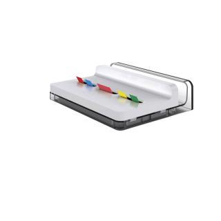 Indextabs 3M Post-it 4x 680 25.4×43.2mm + 4x 6834 11.9×43.1mm + Gratis Dispenser