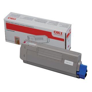 Toner Oki 44059166 Rood