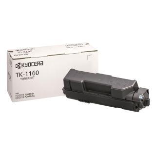 Toner Kyocera TK-1160 Zwart