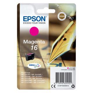 Inktcartridge Epson 16 T1623 Rood