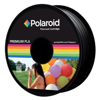 3D Filament Polaroid 1.75mm PLA 1kg Zwart