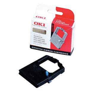 Lint Oki 09002303 Voor ML182 Zwart