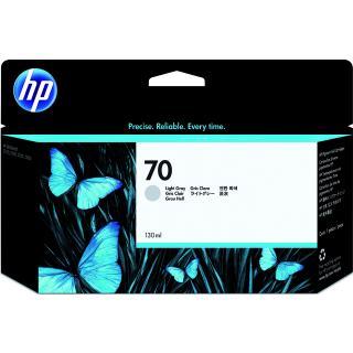 Inkcartridge HP C9451A 70 Lichtgrijs