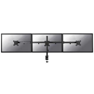 Monitorarm Newstar  D550D3 10-27″ Zwart