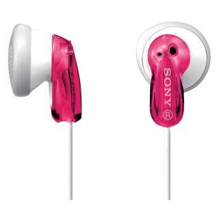 Oortelefoon Sony E9LP Basic Roze