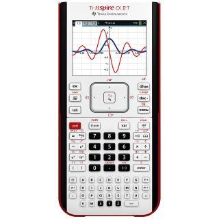 Rekenmachine TI Nspire CX II-T Teacher Pack