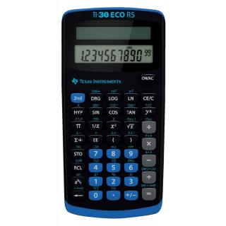 Rekenmachine TI-30 ECO RS