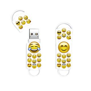 USB-Stick 2.0 Integral Xpression 64GB Emoji
