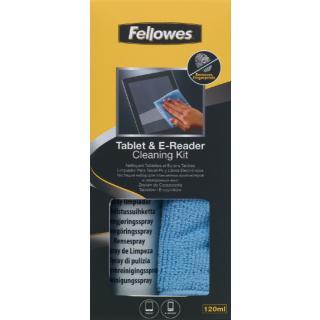 Reinigingsset Fellowes Voor Tablet En E-reader