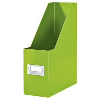 Tijdschiftcassette Leitz WOW Click & Store Groen