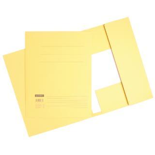 Dossiermap Quantore A4 320gr Chamois