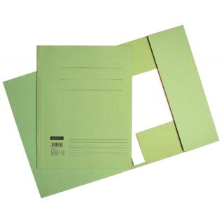 Dossiermap Quantore Folio 320gr Groen
