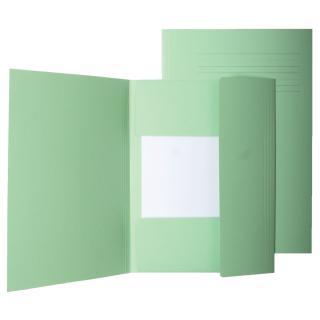 Dossiermap Quantore ICN1  A4 Groen