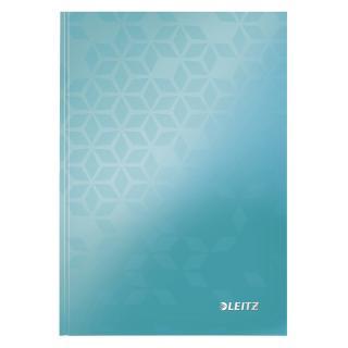 Notitieboek Leitz WOW A5 Gelinieerd Ijsblauw