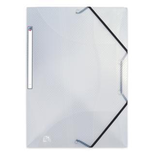 Elastobox Oxford Hawai A4 25mm Transparant