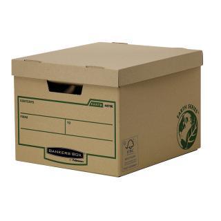 Archiefdoos Bankers Box Earth 27×33.5×39.1cm Bruin