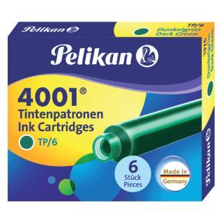 Inktpatroon Pelikan 4001 Donkergroen