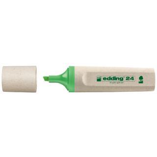 Markeerstift Edding 24 Eco Lichtgroen