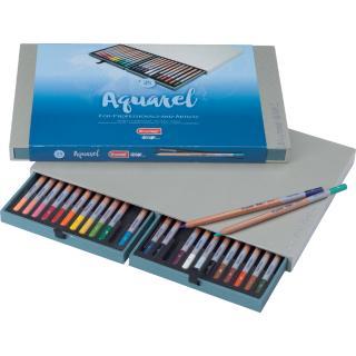 Kleurpotloden Bruynzeel 8835 Design Aquarel 24stuks Assorti