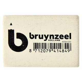 Gum Bruynzeel Extra Zacht Display à 30 Stuks Wit