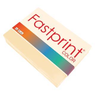 Kopieerpapier Fastprint A4 120gr Creme 250vel