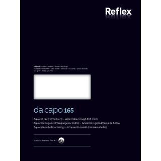 Aquarelblok Dacapo VF5004231 24x32cm 165gr 20v