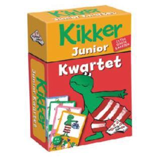 Kwartet Kikker Junior