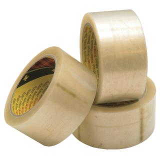 Verpakkingstape Scotch 371 50mmx66m Transparant PP